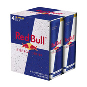 RED BULL C/04 Unid 250ml