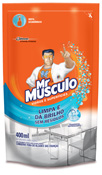 MR MUSCULO LIMPA VIDROS REFIL 400ml