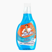 MR MUSCULO LIMPA VIDROS REFIL 500ML