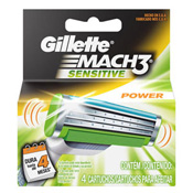 CARGA MACH 3 POWER C/4