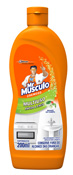 MR MUSCULO SAPONACEO CREMOSO MANHA DO CAMPO 200ml