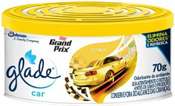 GLADE GEL CARRO CITRUS 70GR
