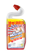 MR MUSCULO SUPER CLORO GEL 500ML GRATIS 50ML