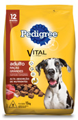 PEDIGREE ADULTO RACAS GRANDES 15KG