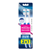 ESCOVA DENTAL ORAL-B INDICATOR SENSI SOFT L2 P1