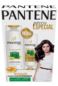 SHAMPOO 400ML + CONDICIONADOR PANTENE RESTAURACAO 200ML