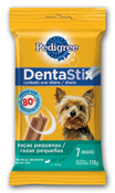 PEDIGREE DENTASTIX RAÇAS PEQUENAS 7 STICKS 110gr