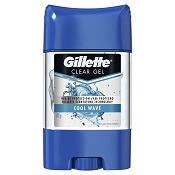 DESODORANTE GILLETTE CLEAR GEL COOL WAVE 82GR