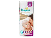 FRALDA PAMPERS PREMIUM CARE P 56UN MEGA