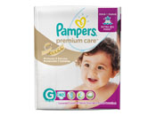 FRALDA PAMPERS PREMIUM CARE G 40UN MEGA