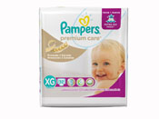 FRALDA PAMPERS PREMIUM CARE XG 32UN MEGA