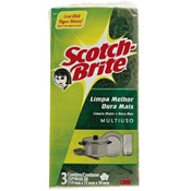 ESPONJA SCOTCH BRITE MULTIUSO L+P- CX/ 360