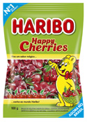BALA GELATINA HAPPY CHERRIES 100GR