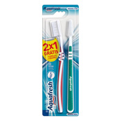 ESCOVA AQUAFRESH FLEX MEDIA 2X1
