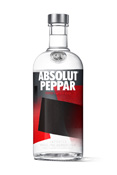 VODKA ABSOLUT PEPPAR 750ML