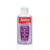 LYSOFORM ALCOOL GEL LAVANDA 60ML