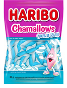 MARSHMALLOW CHAMALLOWS CABLES BLUE 80G
