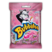 BUBBALOO TUTTI FRUTTI 10X5GR BAG SM