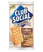 CLUB SOCIAL 5 CEREAIS 144GR
