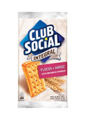 CLUB SOCIAL INTEGRAL FLOCOS DE ARROZ 144GR