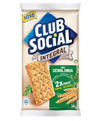 CLUB SOCIAL INTEGRAL CEBOLA 144GR
