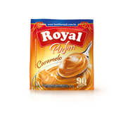 PUDIM ROYAL CARAMELO 50GR DSP