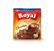 PUDIM ROYAL CHOCOLATE 50GR DSP