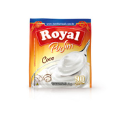 PUDIM ROYAL COCO 50GR