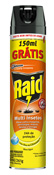 RAID AERO CITRONELA MULTI 300ML