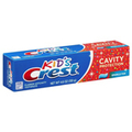 CREME DENTAL CREST KIDS SPARKLE FUN 130GR
