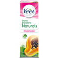 CREME DEPILATORIO VEET NATURALS PAPAYA 100 ML