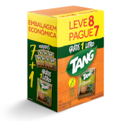TANG ABACAXI LEVE 8 PAGUE 7 25GR