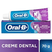 CREME DENTAL ORAL-B ANTI ACUCAR 70GR
