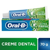 CREME DENTAL ORAL-B EXTRAFRESH 70GR
