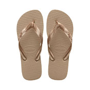 HAVAIANAS TOP ROSE GOLD 33/34
