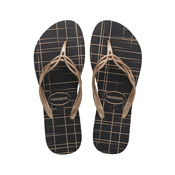 HAVAIANAS FLASH SWEET RETRO PRETO 33/34