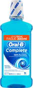 ANTI-SEPTICO ORAL-B BUCAL MENTA L500ML P300ML