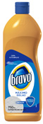 CERA BRAVO MAX BRILHO INCOLOR 750ML