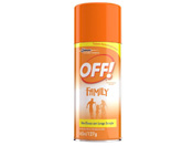 REPELENTE OFF AERO 165ML
