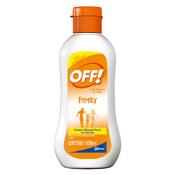 REPELENTE OFF FAMILY LOCAO 100ML