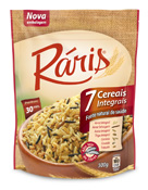 ARROZ RARIS 7 CEREAIS INTEGRAL 500gr