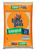 ARROZ UNCLE BENS INTEGRAL 1kg