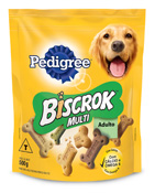 PEDIGREE BISCROK ADULTO 500GR