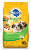 PEDIGREE EQUILIBRIO NATURAL JUNIOR 10,1KG