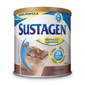 SUSTAGEN CHOCOLATE 400GR