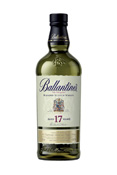 WHISKY BALLANTINES 17 YEARS OLD 750ML